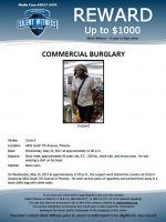 Commercial Burglary / Circle K 4401 S. 7th Ave