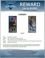 Forgery / 3205 E McDowell Road, Phoenix (Food City)