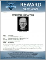Attempted Kidnapping / Area of 12000 North 60th Street, Phoenix