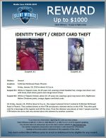 Identity Theft / Credit Card Theft / 5146 East McDowell Road, Phoenix