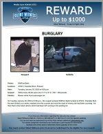 Commercial Burglary / MidFirst Bank 4750 E. Chandler Blvd
