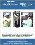 Robbery / Circle K 1501 W. McDowell Rd