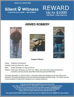 Armed Robbery / 1130 W Southern Ave., Mesa