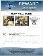Animal Cruelty / Area of 26th Street and McDowell Road, Phoenix