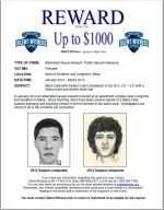 Attempted Sexual Assault / Area of Southern and Longmore, Mesa