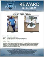 Credit Card Theft / 1825 West Bell Road, Phoenix