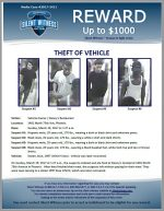 Theft of Vehicle / 1401 North 75th Ave, Phoenix