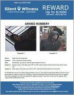 Armed Robbery / Metro PCS 3143 E. Roosevelt St.