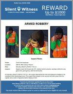 Armed Robbery/ Circle K / 1002 N. 35th Avenue, Phoenix