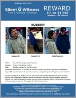 Robbery / Jack in the Box / 4313 W. Thomas Road, Phoenix