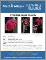 Attempted Armed Robbery / CVS / 1625 N. 44th St., Phoenix