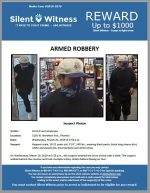 Armed Robbery / Circle K / 3101 W. Northern Ave., Phoenix