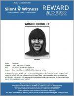 Armed Robbery / 2500 E. Van Buren St