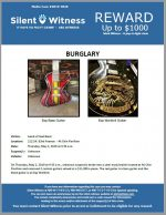 Burglary / Ak Chin Pavillion / 2121 N. 83rd Avenue
