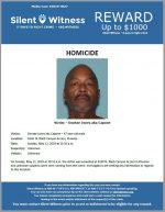 Dontae Jones aka Capone / 8130 N. Black Canyon Access