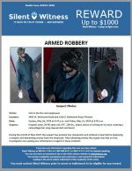 Armed Robbery / Multiple Jack in the Box locations