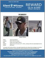 Robbery / Circle K / 4023 N. 47th Ave., Phoenix
