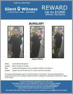 Burglary / Los Dos Molinos / 8646 S. Central Ave., Phoenix