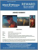 Armed Robbery / 8326 W. Indian School Road, Phoenix (ATM)
