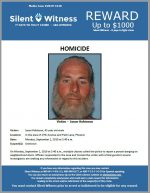 Jason Robinson / In the area of 27th Avenue and Palm Lane, Phoenix