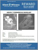 Commercial Burglary / Arson / 2902 W. Van Buren St., Phoenix