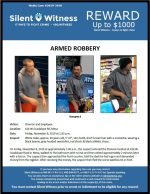 Armed Robbery / Chevron 414 W. Guadalupe Rd. in Mesa