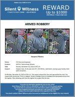 Armed Robbery / CVS / 4275 W. Thomas Road, Phoenix