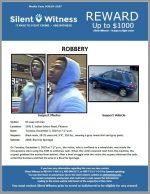 Robbery / 63-year-old man / 2941 E. Indian School Road, Phoenix