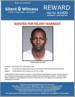 Fugitive / Fredrick Maurice Hurt / Last known to be in the Phoenix Area
