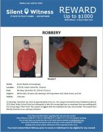 Robbery / Ranch Market 3223 W. Indian School Rd.