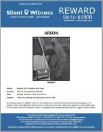 Arson / Reliable & D-Pendable Auto Sales / 1017 W. Buckeye Road, Phoenix