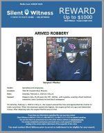 Armed Robbery /GameStop / 7515 W. Encanto Blvd, Phoenix