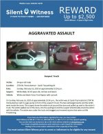 Aggravated Assault / 34 year old male / 2700 W. Peoria Avenue