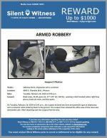 Armed Robbery / SafeWay Store / 4005 E. Chandler Blvd., Phoenix