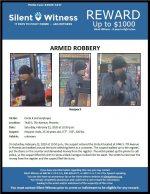 Armed Robbery / Circle K 7440 S. 7th Avenue, Phoenix