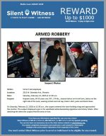 Armed Robbery / Circle K / 2515 W. Glendale Ave., Phoenix