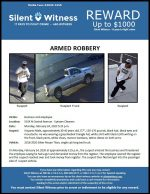 Armed Robbery / Uptown Cleaners 5104 N. Central Avenue