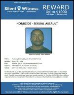 Homicide / Sexual Assault / Fernando Calleros & Adult female / 3000 E. Illini St.