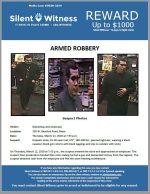 Armed Robbery / GameStop / 350 W. Baseline Road, Mesa