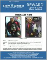 Credit Card Theft / Multiple Locations in Phoenix