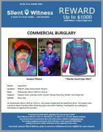 Commercial Burglary / SuperPawn Store / 6540 W. Indian School Road, Phoenix