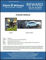 Stolen Vehicle / 110 W. Bell Rd
