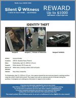 Identity Theft / 1950 W. Baseline Road, Phoenix