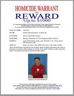 Robert Keith Palomares / 4915 E. Ray Road, Phoenix