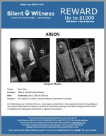Arson / 1502 W. Hatcher Road, Phoenix