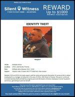 Identity Theft / Area of 2700 S. 40th St., Phoenix