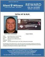 Fatal Hit and Run / James Graymountain / 3800 E. McDowell Road, Phoenix