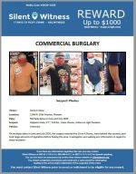Commercial Burglary / Circle K / 1146 N. 35th Avenue, Phoenix