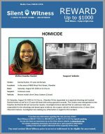 Danita Hunter / In the area of 4800 West Flint Street, Chandler