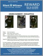 Armed Robbery / Circle K / 1850 W. Happy Valley Road